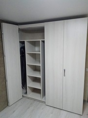 Распашные,  складные,  откатные шкафы под заказ в Минске.